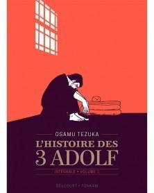 L'Histoire des 3 Adolf - Intégrale Vol.1 Prestige (Ed. Francesa)
