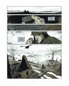 Bootblack Tome 1, de Mikael (Ed. Francesa) 1