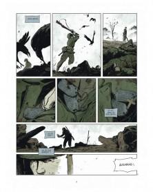 Bootblack Tome 1, de Mikael (Ed. Francesa) 2