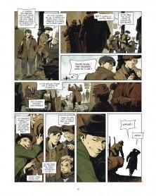 Bootblack Tome 1, de Mikael (Ed. Francesa) 3