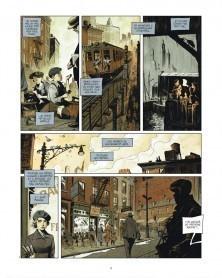 Bootblack Tome 2, de Mikael (Ed. Francesa) 1