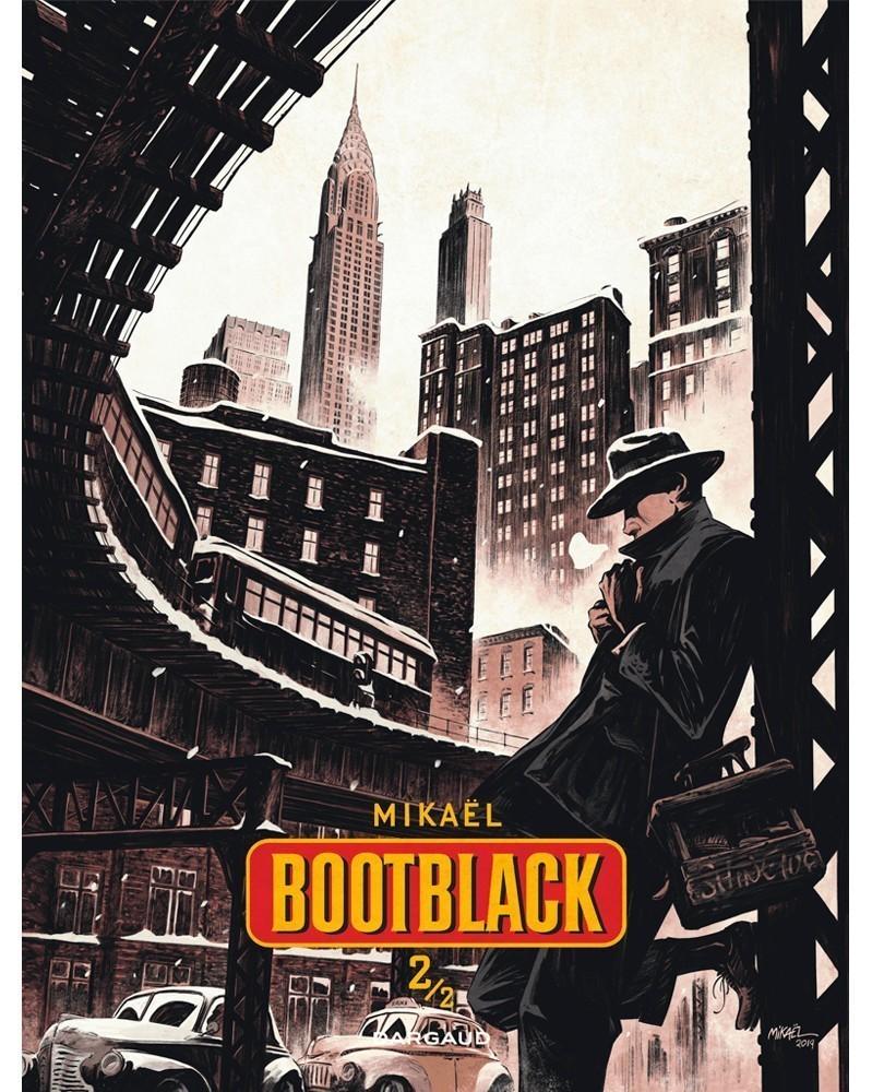 Bootblack Tome 2, de Mikael (Ed. Francesa)