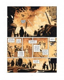 Bootblack Tome 2, de Mikael (Ed. Francesa) 2