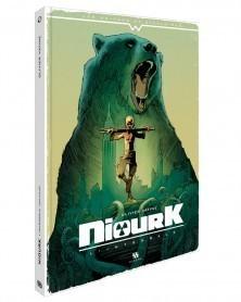 Niourk - L'Intégrale, de Olivier Vatine (Ed. Francesa)