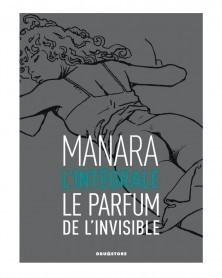 Le Parfum de L'Invisible - Intégrale Noir et Blanche, de Manara (Ed. Francesa)