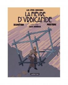 La Fièvre d'Urbicande - Édition Couleur, de Schuiten & Peeters (Ed. Francesa)