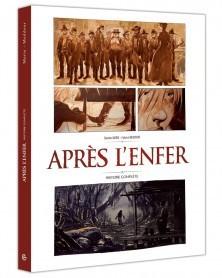 Après L'Enfer - Coffret Intégrale, de Marie & Meddour (Ed. Francesa)