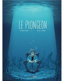 Le Plongeon, de Vidal & Pinel (Ed. Francesa)