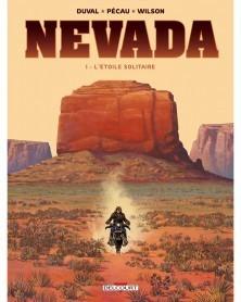 Nevada - Tome 1: L'Étoile Solitaire, de Colin Wilson (Ed. Francesa)