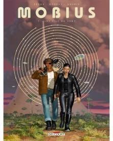 Môbius - Tome 1: Les Fils du Vent, de Pécau & Kordey (Ed. Francesa)