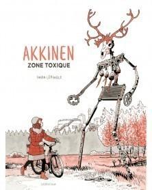 Akkinen: Zone Toxique, de Iwan Lépingle (Ed. Francesa)