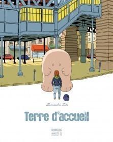 Terre D'Accueil, de Alessandro Tota (Ed. Francesa)