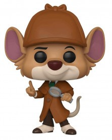 Funko POP Disney - The Great Mouse Detective - Basil