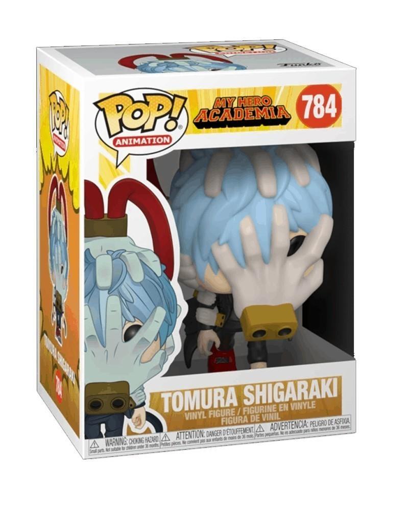 Funko POP Anime - My Hero Academia - Tomoru Shigaraki caixa