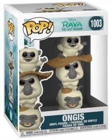 Funko POP Disney - Raya and The Last Dragon - Ongis caixa
