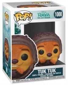 Funko POP Disney - Raya and The Last Dragon - Tuk Tuk caixa