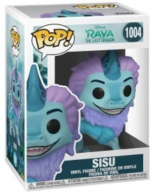 Funko POP Disney - Raya and The Last Dragon - Sisu caixa