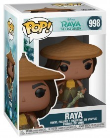 Funko POP Disney - Raya and The Last Dragon - Raya caixa