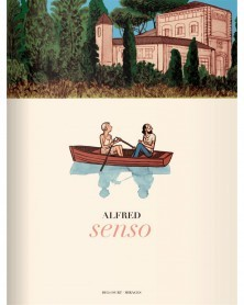 Senso, de Alfred (Ed. Francesa)