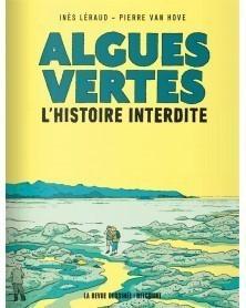 Algues Vertes - L'Histoire Interdite, de Léraud & Van Hove (Ed. Francesa)