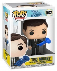 Funko POP TV - How I Met Your Mother - Ted Mosby caixa