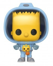 Funko POP TV - The Simpsons Treehouse of Horror - Spaceman Bart