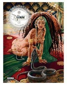 Djinn - Integral 1: Ciclo Otomano, de Dufaux & Miralles  (Ed. em Castelhano)