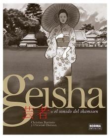 Geisha O El Sonido Del Shamisen, de Perrissin & Durieux (Ed. em Castelhano)