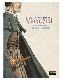 Vincent: Un Santo en La Época de Los Mosqueteros, de Dufaux & Jamar (Ed. em Castelhano)