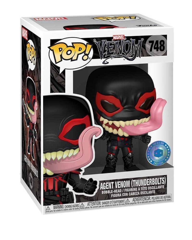 Funko POP Marvel - Agent Venom (Thunderbolts) caixa