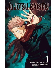 Jujutsu Kaisen Vol.1 (Viz Media)