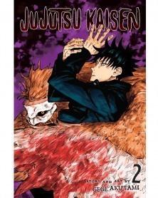 Jujutsu Kaisen Vol.2 (Viz Media)