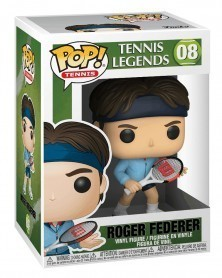 Funko POP Sports - Tennis Legends - Roger Federer caixa