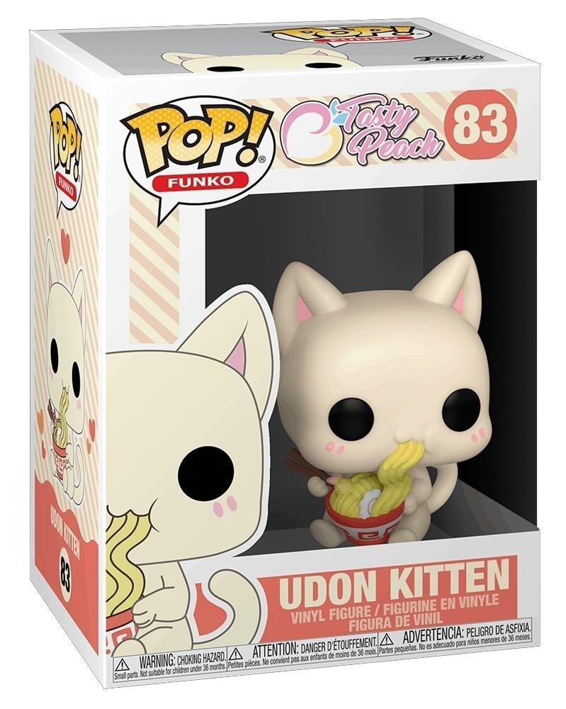 Funko POP Tasty Peach - Udon Kitty caixa