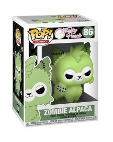 Funko POP Tasty Peach - Zombie Alpaca caixa