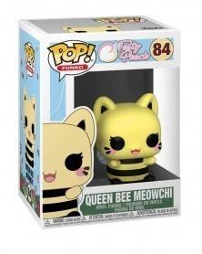 Funko POP Tasty Peach - Queen Bee Meowchi caixa