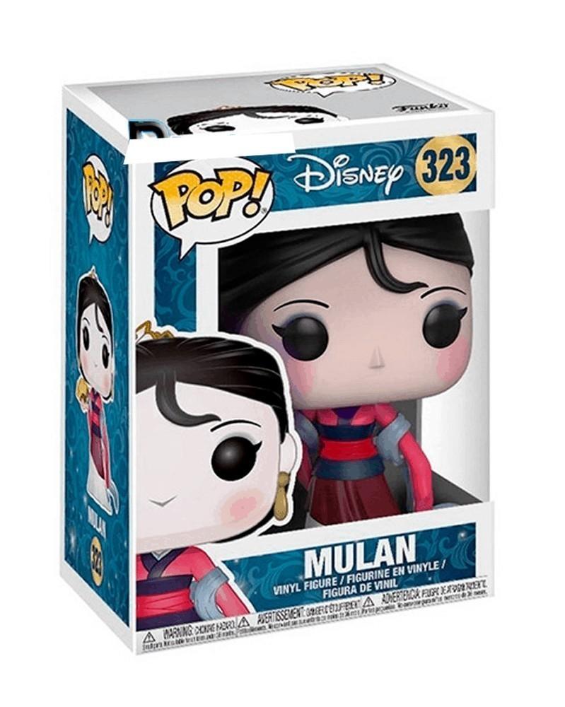 Funko POP Disney - Mulan - Mulan (Dancing) 323