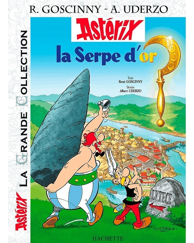 Astérix La Grande Collection v.2 - La Serpe D'Or (Ed. Francesa)