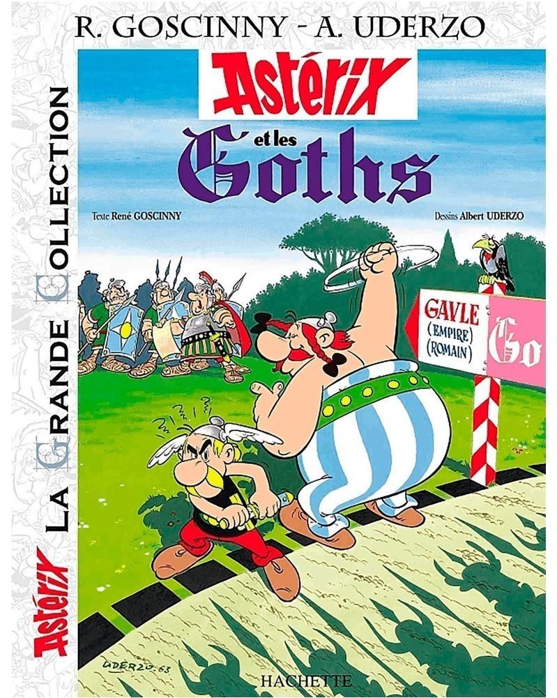 Astérix La Grande Collection v.3 - Astérix et Les Goths (Ed. Francesa)