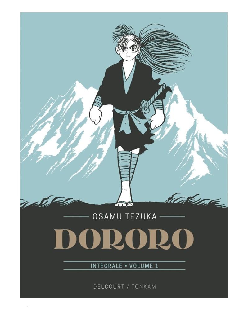 Dororo - Intégrale v.1 de Osamu Tezuka (Ed. Francesa)