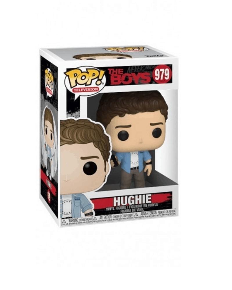 Funko POP TV - The Boys - Hughie caixa
