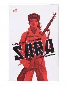 Sara, de Garth Ennis e Steve Epting (TKO)