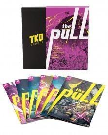 The Pull: 6-Issue Box Set, de Steve Orlando e Ricardo Ortiz (TKO Studios)