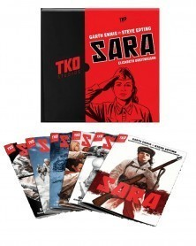 Sara: 6-Issue Box Set, de Garth Ennis e Steve Epting (TKO)