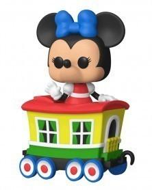POP Disneyland 65th Anniv - Minnie Mouse on Casey Jr. Circus Train Attraction