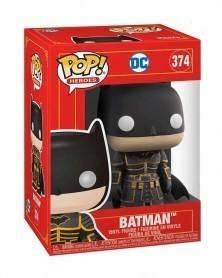 Funko POP DC Heroes - Batman (Imperial Palace) caixa