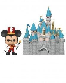 copy of POP Disneyland 65th Anniversary - Sleeping Beauty Castle & Mickey Mouse