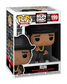 Funko POP Rocks - Run DMC - Run caixa