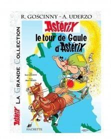 Astérix La Grande Collection v.5 - Le Tour de Gaule d'Astérix (Ed. Francesa)