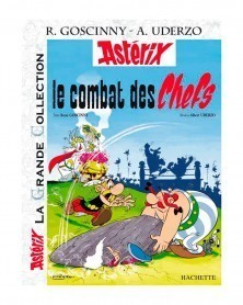 Astérix La Grande Collection v.6 - Le Combat des Chefs (Ed. Francesa)